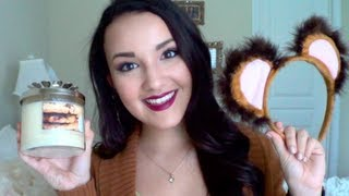 I ♡ Fall TAG! Favorite Fall Trends & Makeup