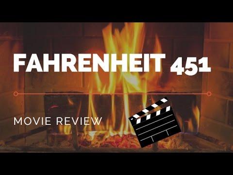 Fahrenheit 451 Movie Review