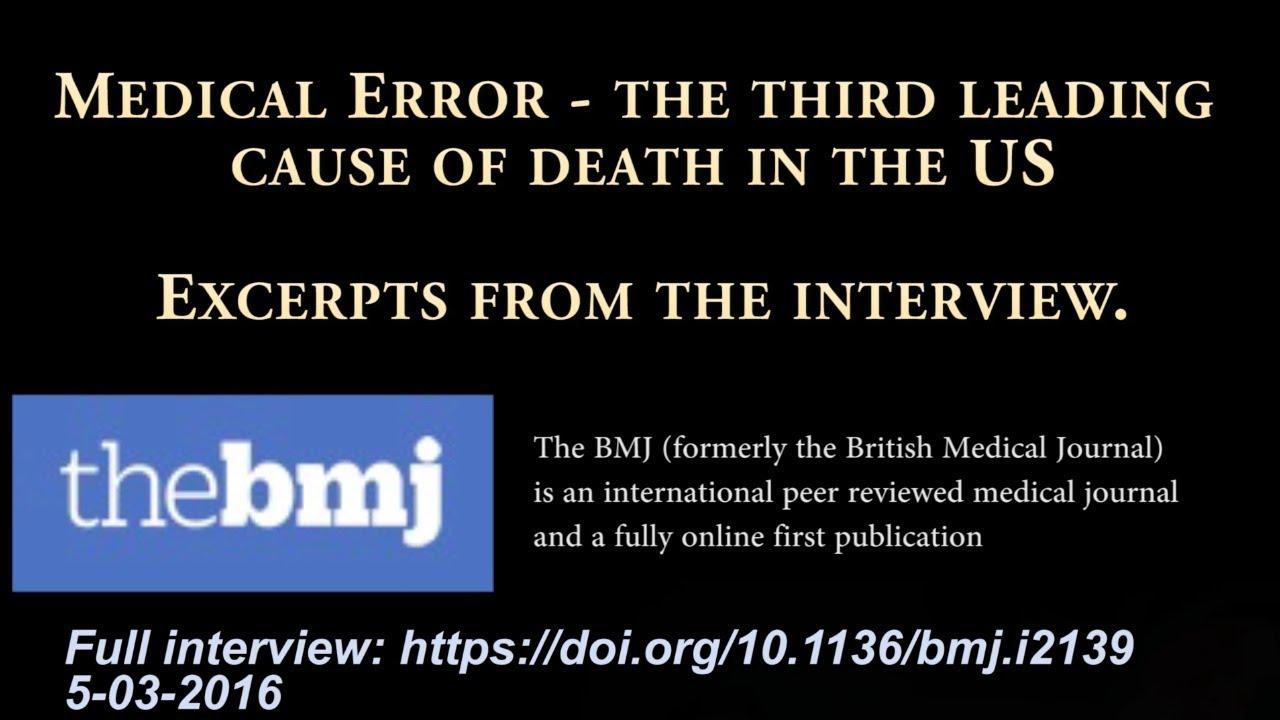 por medical errors third leading - 1280×720