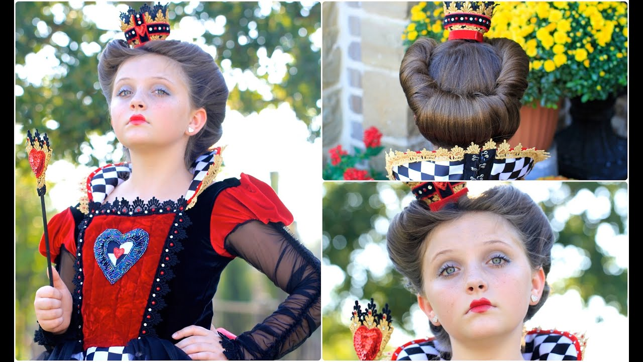 Queen Of Hearts Tim Burton Makeup