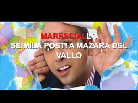 Checco Zalone - La prima Repubblica - Quo Vado? - Karaoke con Testo