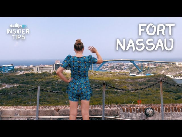 Fort Nassau - DOLFIJNGO