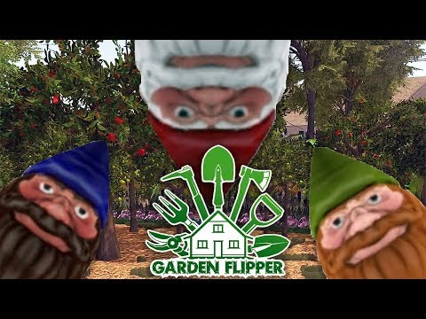 СОБАЧИЙ РАЙ И ОХРАННИКИ В САДУ ► Garden Flipper #7