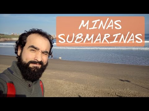 MINAS SUBMARINAS: Buscando carbón en las profundidades, Asturias