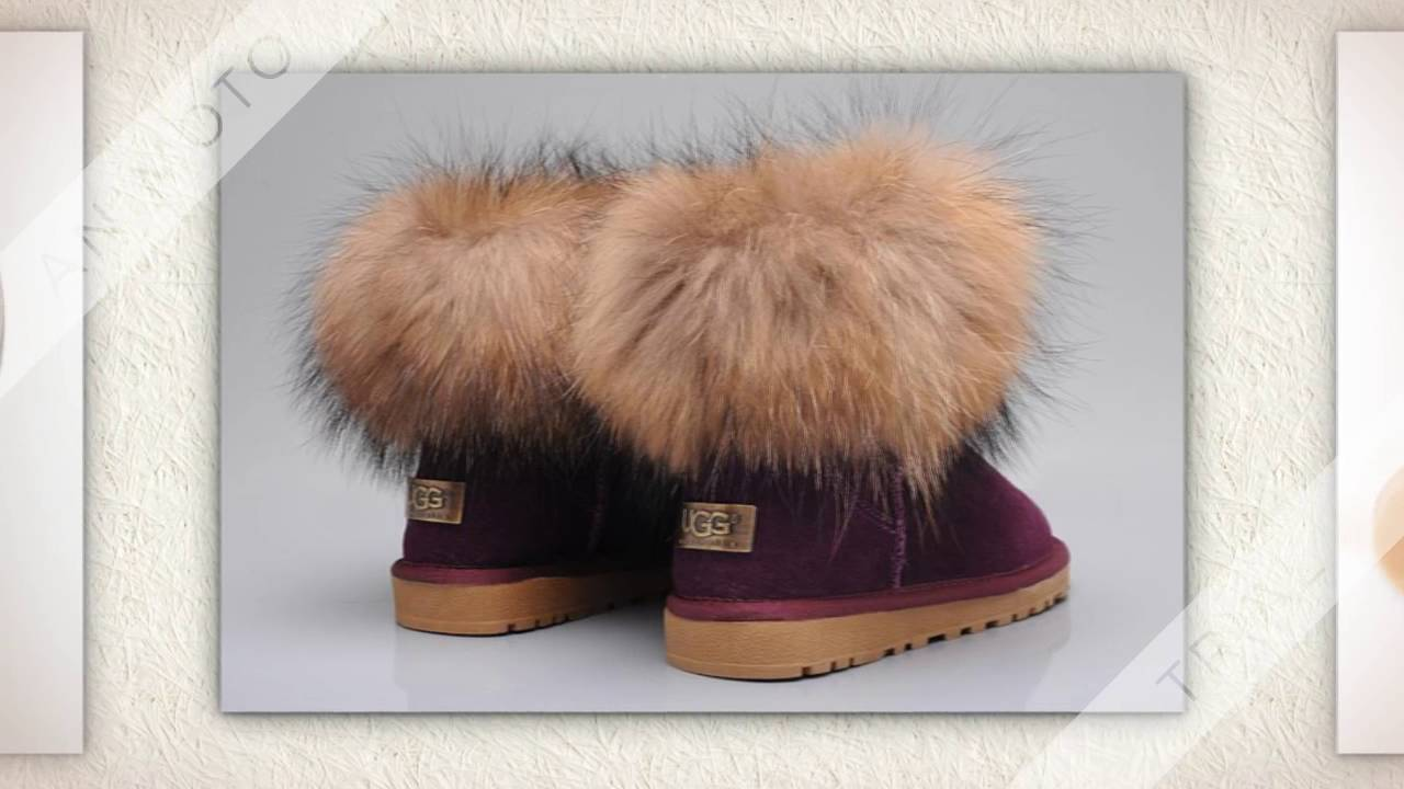 Fox Fur Uggs