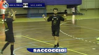 Serie C2: Lido il Pirata - Sport Country Club Gaeta Highlights