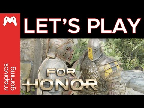For Honor Let's Play - Peacekeeper Reaching Reputation 3, Opening Scavenger Crates