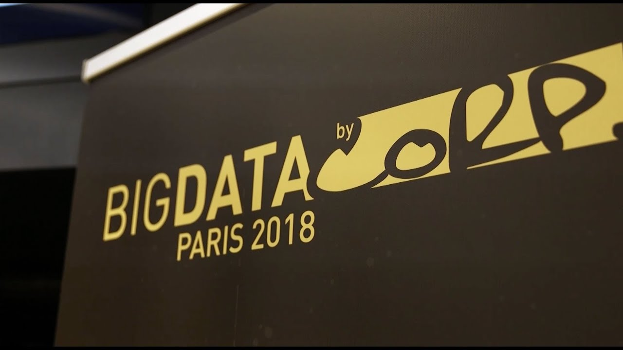 Big Data Salon Talan Au Salon Big Data 2018