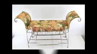 Ковка Новое Видио 2(Кованая мебель, подставки для цветов, мини - бары, подсвечники, мебель линии Прованс (дерево), подставки в..., 2013-02-14T06:45:11.000Z)