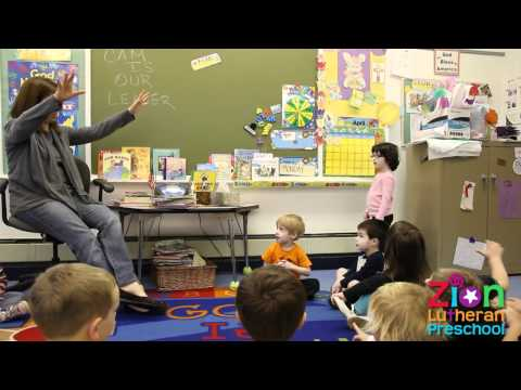 Zion Lutheran Preschool Virtual Tour
