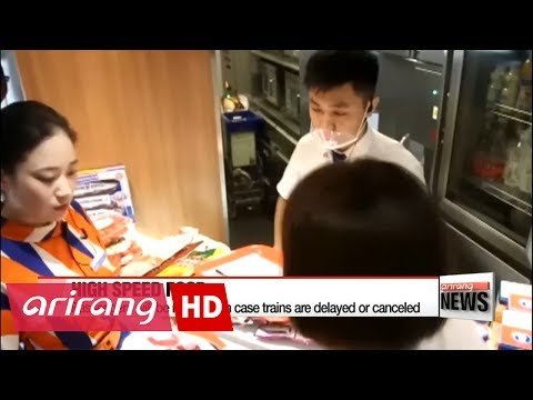 Food delivery service launched for China's bullet trains