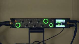MixPre M-Series Tiptorial - Monitoring while Overdubbing