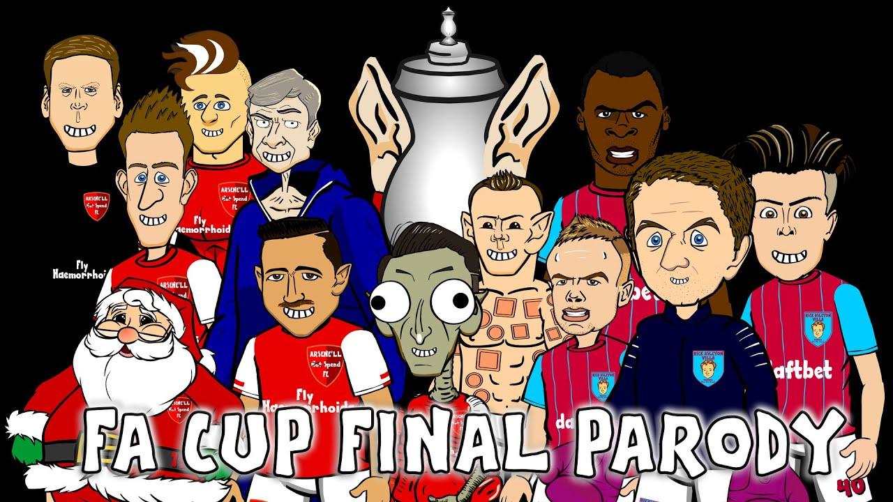 Highlights Arsenal Aston Villa Fa Cup