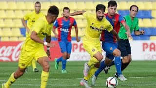 Resumen At.Levante 2-4 Villarreal B