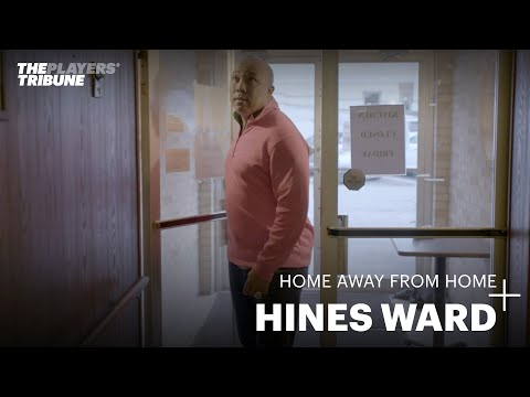 Home Away From Home With Hines Ward | The Players' Tribune