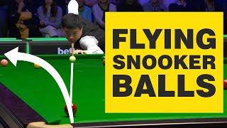 Jumping Snooker Shots