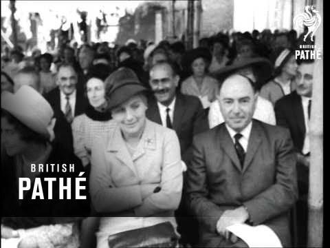Rhodesian Parliament Opens (1968)
