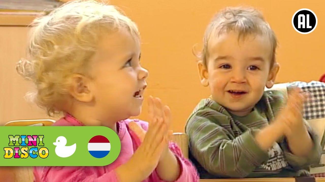 Klap Eens In Je Handjes   Kinderliedjes   Liedjes voor peuters en kleuters   Minidisco