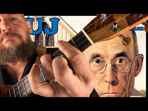 MUJ: Travelin' Man - Ricky Nelson (ukulele tutorial)