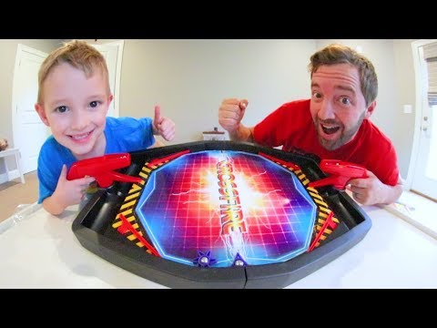 Father & Son PLAY CROSSFIRE! / Shoot The...