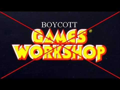 Image result for boycott gamesworkshop
