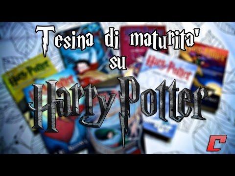 Tesina di maturità su Harry Potter