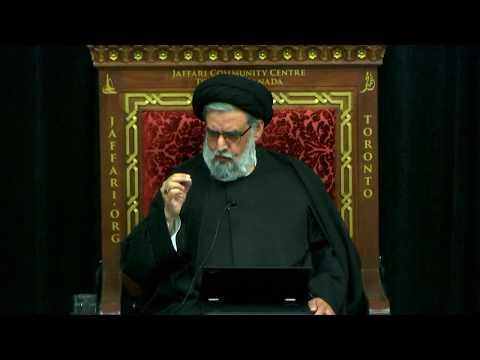 Social Media & Sanctity of a Mu'min; Public Sin Vs Private Sin - Maulana Syed Muhammad Rizvi