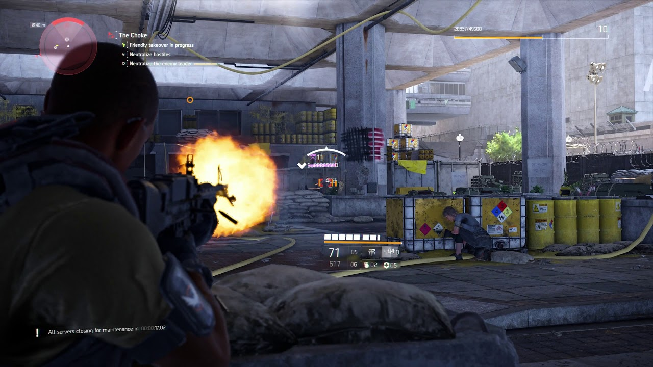 The Division 2 -