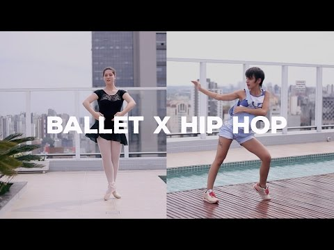 Ballet x Hip hop