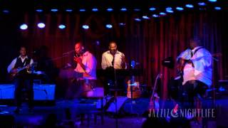 Back at One - Brian McKnight ( Live at Jazziz Nightlife )