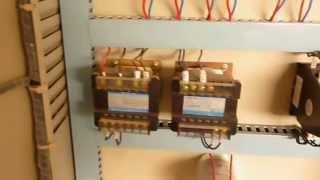 Instalación Eléctrica Horno de Inducción Fragaing SAS