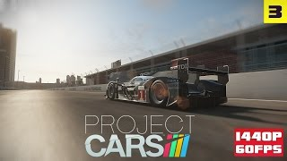 Project CARS 1440P 144Hz PC GAMEPLAY | No. 3 | ASUS RoG SWIFT | ThirtyIR.com