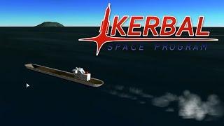 Ship Parts - Maritime Pack, Kerbal Space Program