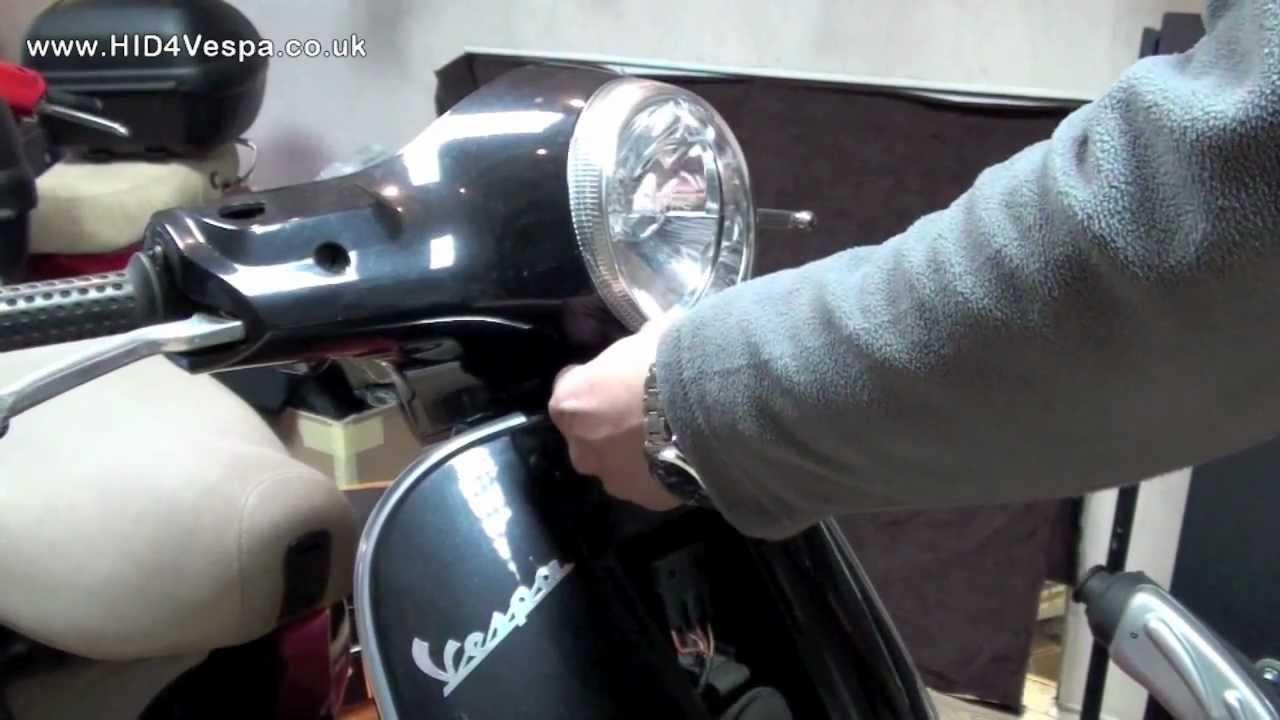 SOLVED: Vespa lx 150 won't start - Fixya