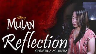 ... reflection - christina aguilera (from mulan 2020) cover fani ellenreflection ag...