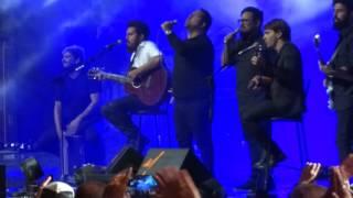 Los Huayra - La noche sin tí - Villa María - Argentina - 05/02/2017