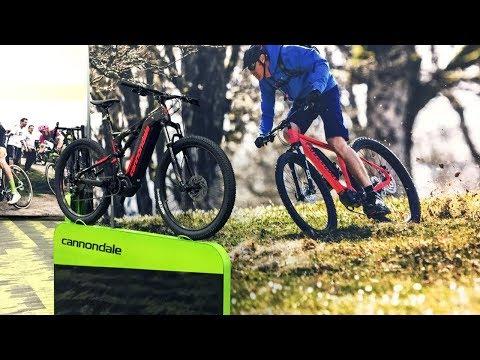 Cannondale Cujo NEO Full Suspension Electric Bike Announcement #AD