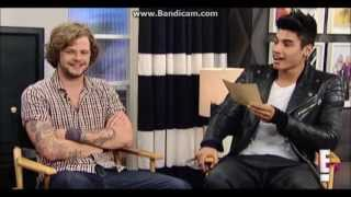 The Wanted - Funny Interview Moments