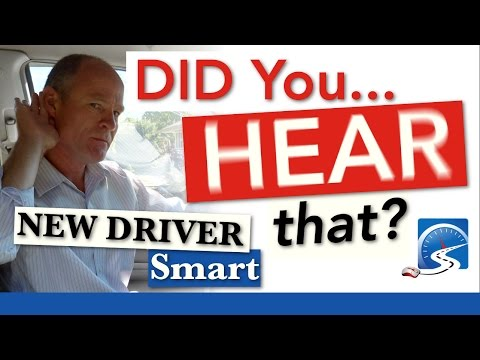 Impact Of Sound And Noise On Communication When Driving