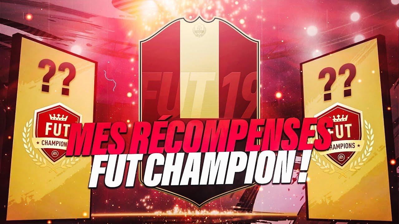 FIFA 19 - RECOMPENSES FUTCHAMPIONS (28-2)