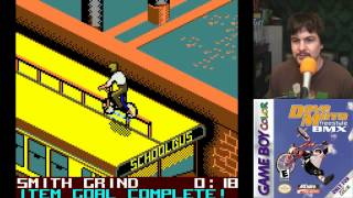 Old School: Dave Mirra Freestyle BMX (GBC)
