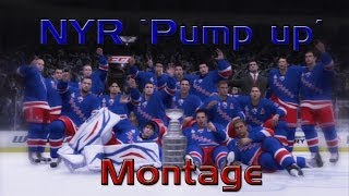 NEW YORK RANGERS | STANLEY CUP FINAL 'PUMP UP' MONTAGE
