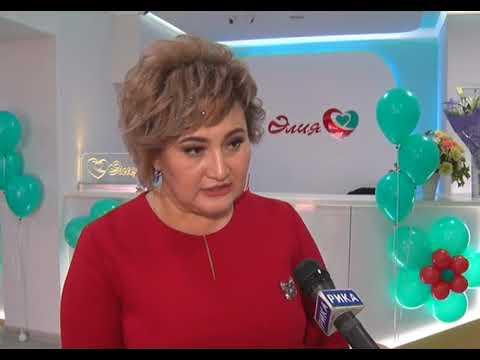 """В канун Дня независимости в Актобе открылся новый медицинский центр """"Алия"""""""