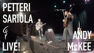 Andy McKee & Petteri Sariola - Ebon Coast (Live in Finland 2015)