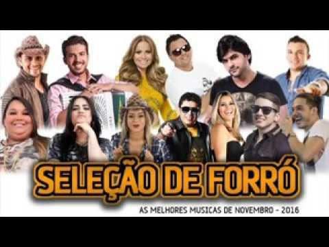 ##Seleção do forró 2016/2017##Novembro! Aviões, Safadão, Mano Walter Etc...