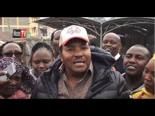 Governor Ferdinand Waititu kuuga ndari na haaro na mbunge ya county ya Kiambu
