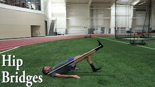 Strength Training Routine for Distance Runners