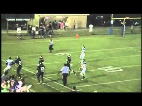 John Walker QB #7 Southside Christian - Junior Season Highlights (Class 2014)