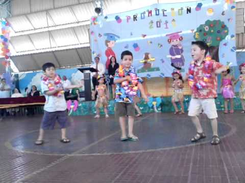 Baile hawaiano youtube - Baules infantiles ...