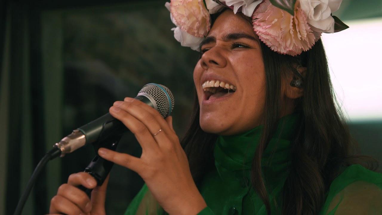 Sotomayor - Aroma y Canto (LIve on KEXP)